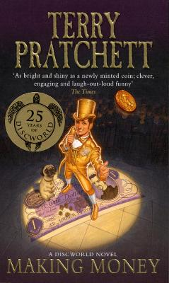 Making Money (Discworld Novel 36)