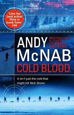 COLD BLOOD (NICK STONE THRILLER 18)
