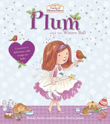 FAIRIES OF BLOSSOM BAKERY: PLUM AND THE