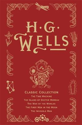 HG WELLS CLASSIC COLLECTION 1