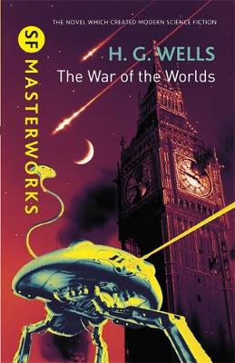 THE WAR OF THE WORLDS (B) PUBLISHED 12.0
