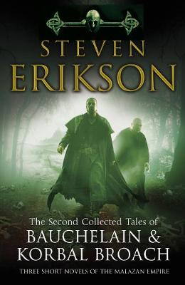 SECOND COLLECTED TALES OF BAUCHELAIN & K