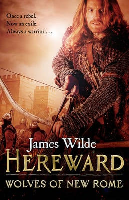 HEREWARD: WOLVES OF NEW ROME HB