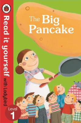 THE BIG PANCAKE - READ IT YOURSELF, LEVE
