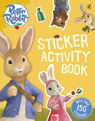 PETER RABBIT ANIMATION: STICKER ACTIVITY