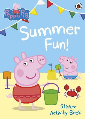 PEPPA PIG: SUMMER FUN! STICKER ACTIVITY