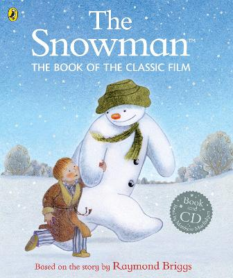 THE SNOWMAN BOOK OF THE CLASSIC FILM