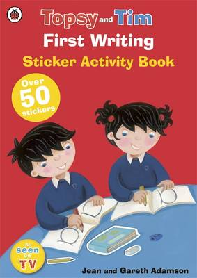 FIRST WRITING  A LADYBIRD TOPSY AND TIM d8f107fce8c