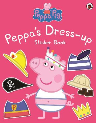 PEPPA DRESS-UP STICKER BOOK