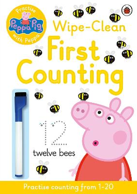PEPPA PIG: WIPE-CLEAN COUNTING