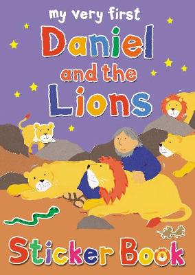 MY VERY FIRST DANIEL AND THE LIONS STICK