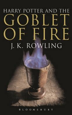 Harry Potter and the Goblet of Fire Adult Edition