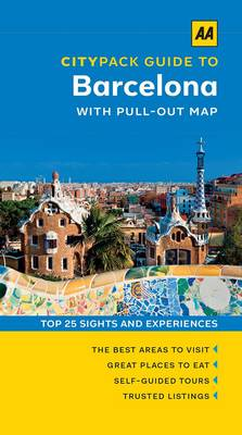 BARCELONA CITYPACK AA GUIDE