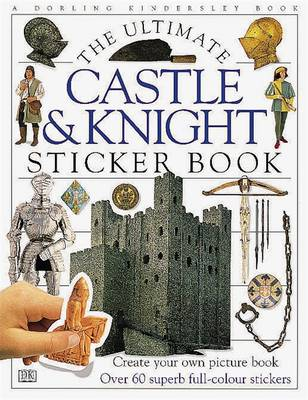 The Castle and Knight Ultimate Sticker Book