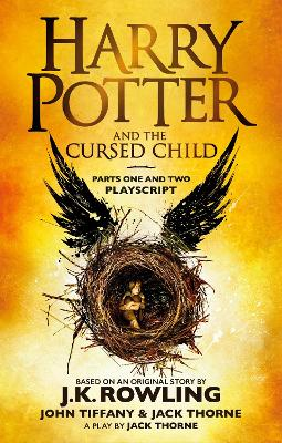 HARRY POTTER AND THE CURSED CHILD PARTS
