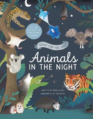 What Can You See  Animals in the Night e7b8f22dcf1