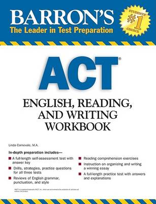 Act English, Reading and Writing Workbook