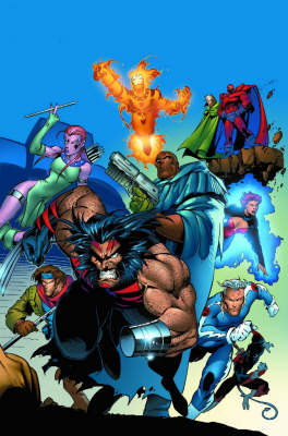 X-men: The Complete Age Of Apocalypse Epic Complete Age of Apocalypse Epic Book 2