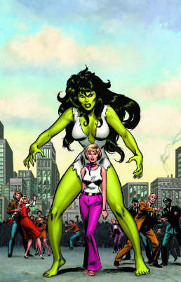 Essential Savage She-hulk