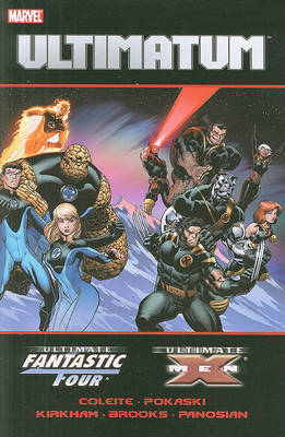 Ultimatum X-Men/Fantastic Four
