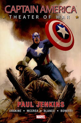 Captain America Theater of War Theater of War