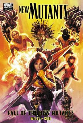 New Mutants Fall of the New Mutants