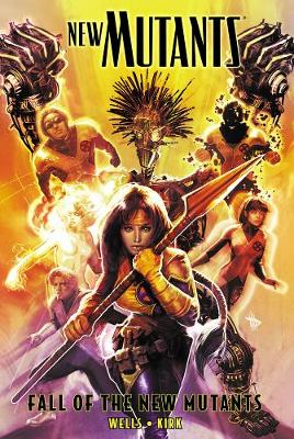 New Mutants Fall of the New Mutants v. 3