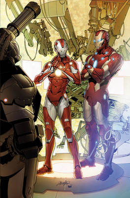 Invincible Iron Man Stark Resilient v. 6, Bk. 2