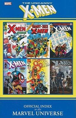 Official Index to the Marvel Universe