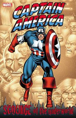 Captain America Scourge of the Underworld