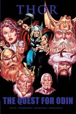 Thor Quest for Odin