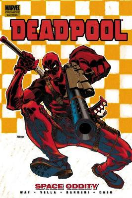 Deadpool Space Oddity v. 7