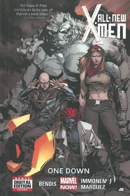 ALL-NEW X-MEN VOLUME 5: ONE DOWN (MARVEL