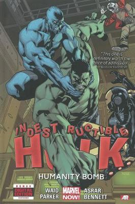 INDESTRUCTIBLE HULK VOLUME 4: HUMANITY B