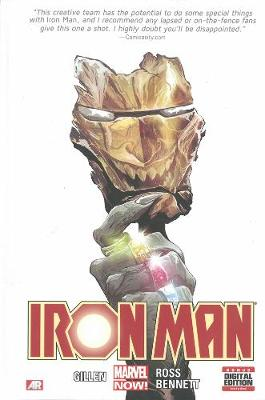 IRON MAN VOLUME 5: RINGS OF THE MANDARIN