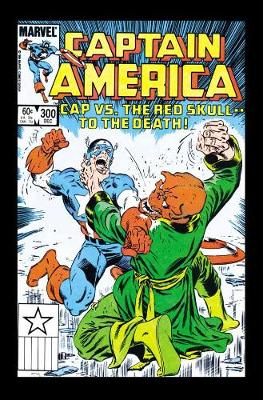 Captain America Death of the Red Skull