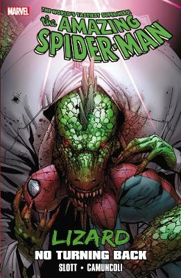 Spider-Man Lizard - No Turning Back