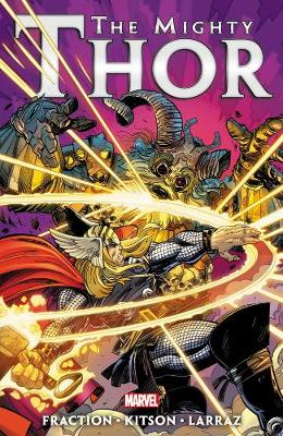 Mighty Thor Volume 3
