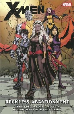 X-Men Reckless Abandonment
