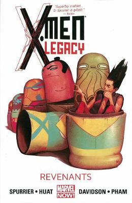 X-MEN LEGACY VOLUME 3: REVENANTS (MARVEL