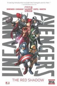 Uncanny Avengers Red Shadow (Marvel Now) Volume 1