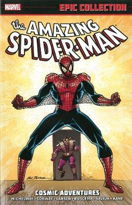 AMAZING SPIDER-MAN EPIC COLLECTION: COSM