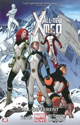 ALL-NEW X-MEN VOLUME 4