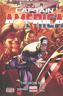 CAPTAIN AMERICA VOLUME 4: DR. MINDBUBBLE