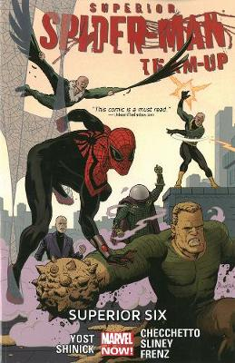 SUPERIOR SPIDER-MAN TEAM-UP VOLUME 2: SU