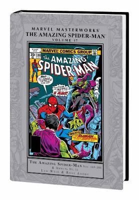 MARVEL MASTERWORKS:AMAZING SPIDER VOL.17