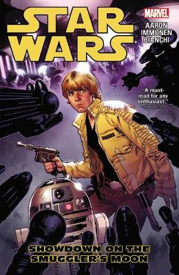 STAR WARS VOL. 2: SHOWDOWN ON SMUGGLERS