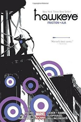 HAWKEYE BY MATT FRACTION & DAVID AJA OMN