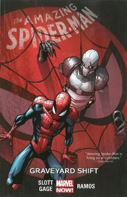 AMAZING SPIDER-MAN VOL.4:GRAVEYARD SHIFT