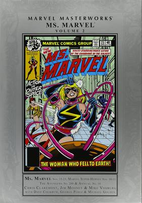 MARVEL MASTERWORKS MS. MARVEL VOL. 2
